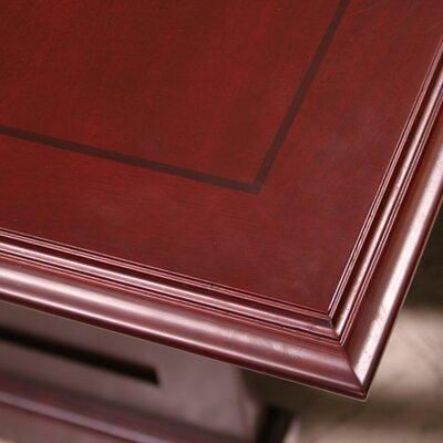 Regency Prestige Traditional Veneer Executive Writing Desk