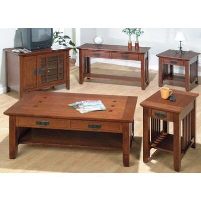 Jofran Viejo Coffee Table Set