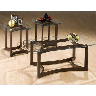 Jofran 3 Piece Coffee Table Set