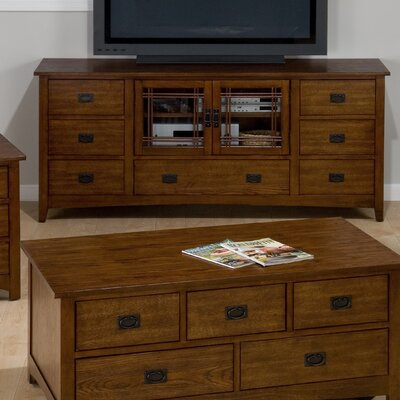 "Jofran Mission Hill 70"" TV Stand"