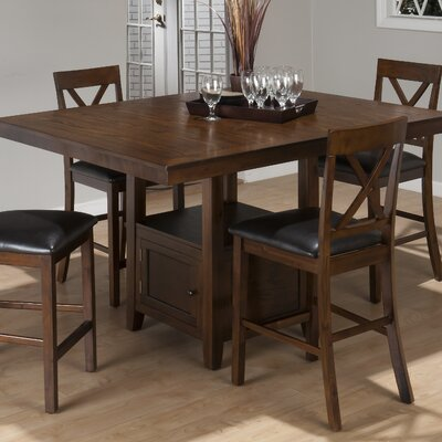 Olsen Counter Height Pedestal Table
