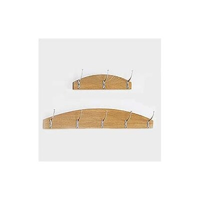 Lesro Contemporary Series Hook Coat Rack