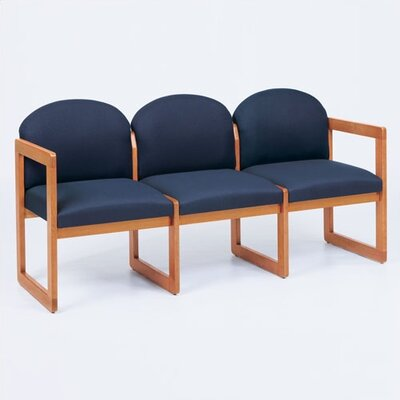 Lesro Contour Three Seats with Round Back