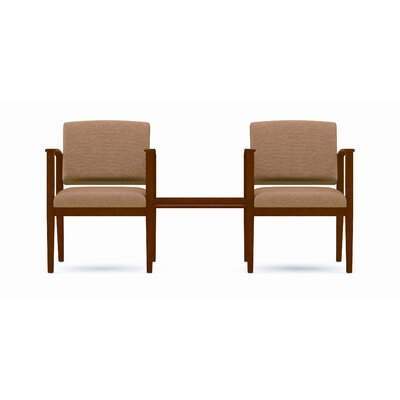 Lesro Amherst Two Chairs with Tubular Steel