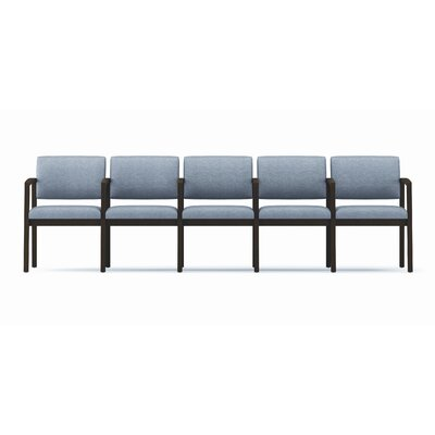 Lenox Five Seat Sofa with Wood Frame