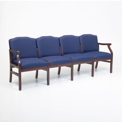 Lesro Madison Four Seats with Wood Leg