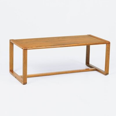 Lesro Contour Full Back Coffee Table
