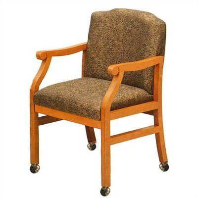 Lesro Madison Guest Chair with Casters