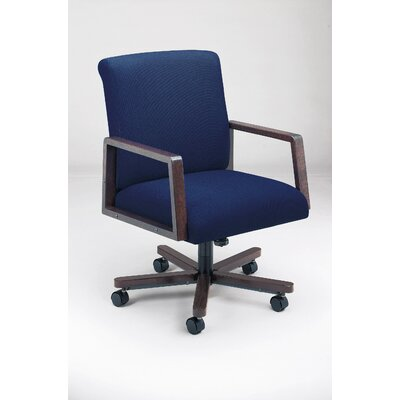Lesro Bristol Series Low-Back Guest Chair with Arms