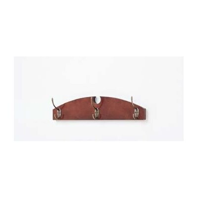 Lesro Traditional Series Hook Coat Rack