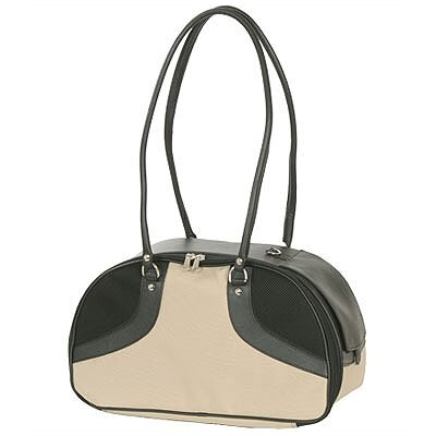 Petote Classic Roxy Pet Carrier in Tan