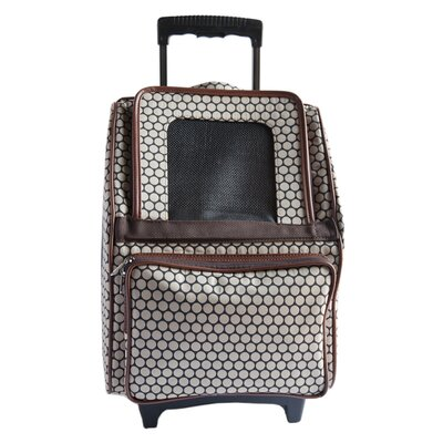 Petote Rio Classic Wheeled Pet Carrier