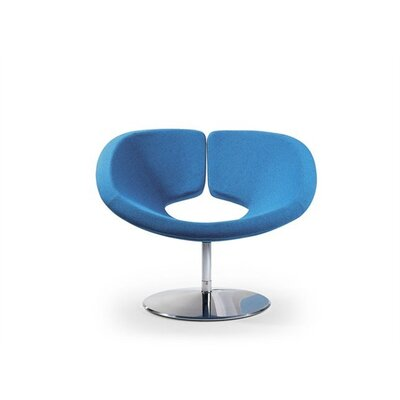 Artifort Leather Chair by Patrick Norguet