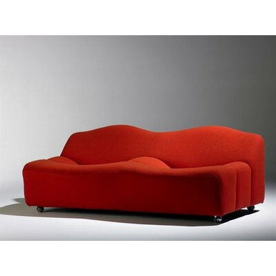 Artifort ABCD Loveseat by Pierre Paulin