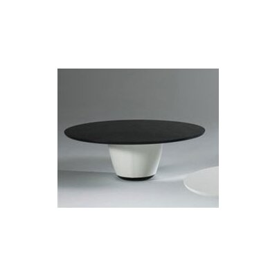 Table Presso Conference Table-Presso Oval Lacquered Table