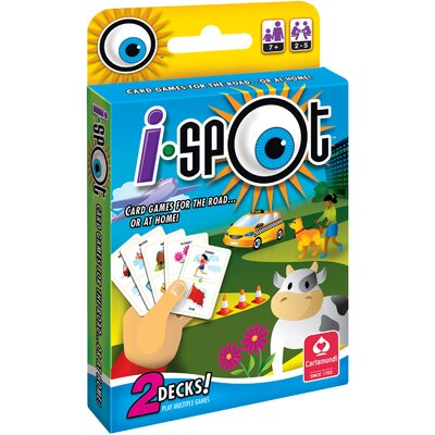 I Spot Junior 2 Deck Game Set