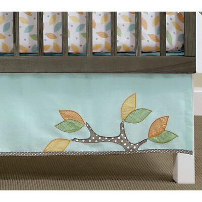 MiGi Little Tree 4 Piece Crib Bedding Set