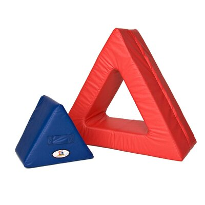 Foamnasium Triangle In Triangle Block