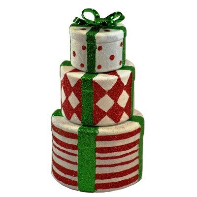 Queens of Christmas Stackable Present (Set of 3)