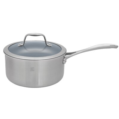 Zwilling JA Henckels Spirit Stainless Steel Saucepan with Lid