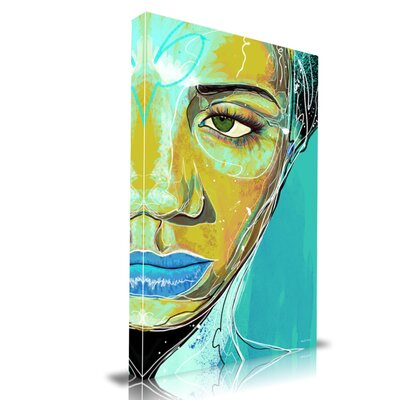 Maxwell Dickson Tranquility Painting Print on Canvas