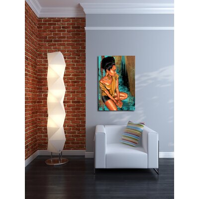 "Maxwell Dickson ""Alexandra"" Painting Prints on Canvas"