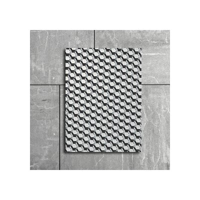 Grey Area Grids of Life Graphic Art on Canvas