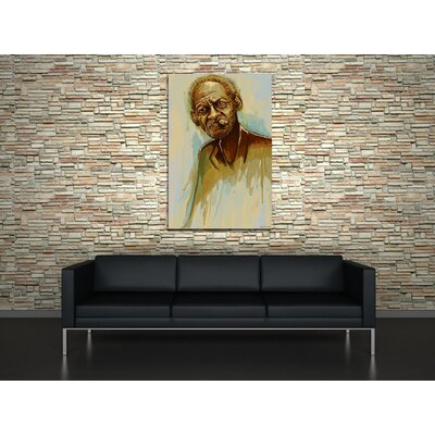 "Maxwell Dickson ""Cigar"" Painting Prints on Canvas"