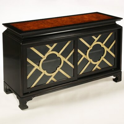 Mandarin Console Table