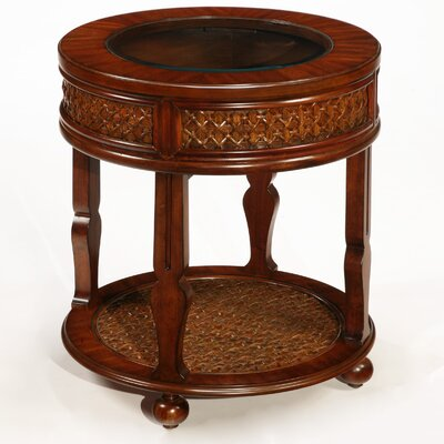 Manila End Table