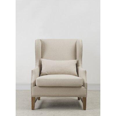 TOV Furniture Devon Wing Chair