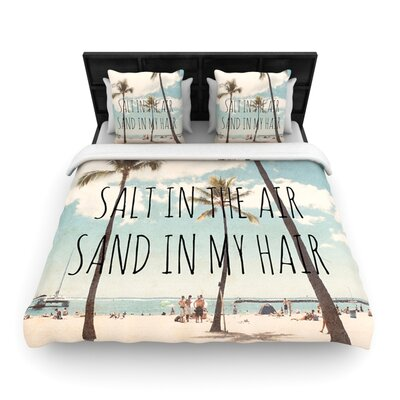 Salt In The Air Duvet Cover Collection