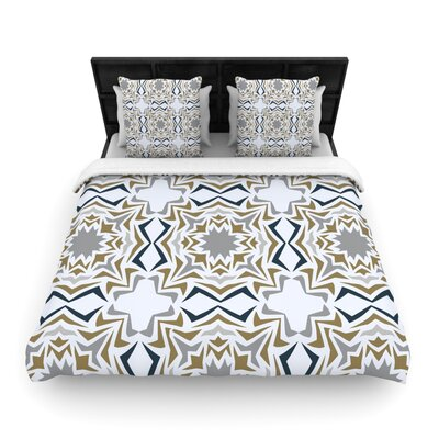 KESS InHouse Ice Stars Duvet Cover Collection