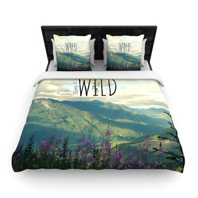 KESS InHouse Keep It Wild Duvet Cover Collection