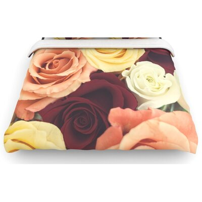 KESS InHouse Vintage Roses Bedding Collection