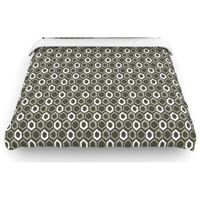 KESS InHouse Hexy Bedding Collection
