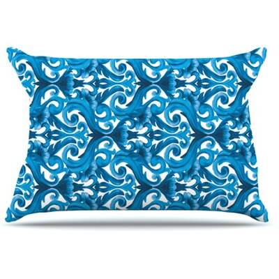 KESS InHouse Intertwined Pillowcase