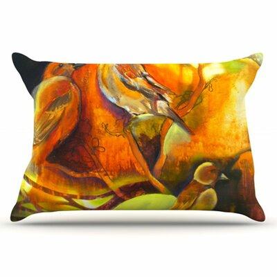 KESS InHouse Reflecting Light Pillowcase