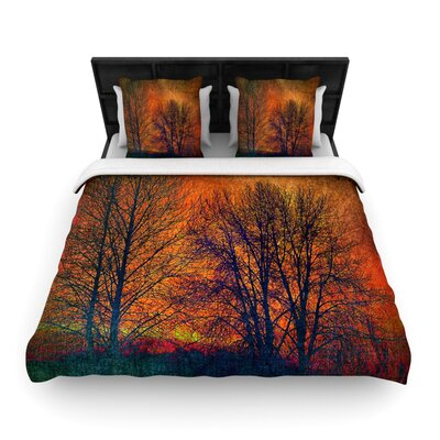 KESS InHouse Silhouettes Duvet Cover Collection
