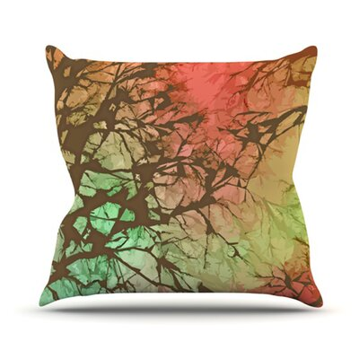 KESS InHouse Skies Throw Pillow