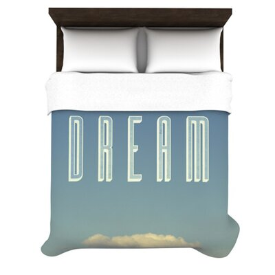 KESS InHouse Dream Print Duvet Collection