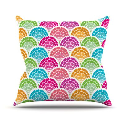 KESS InHouse Rina Throw Pillow