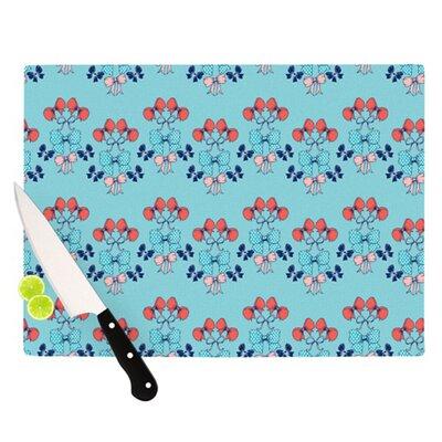 KESS InHouse Bows Cutting Board