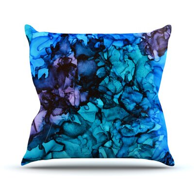 KESS InHouse Lucid Dream Throw Pillow