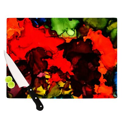 KESS InHouse Beach Bum Cutting Board