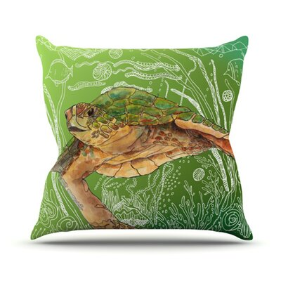 KESS InHouse Shelley Throw Pillow