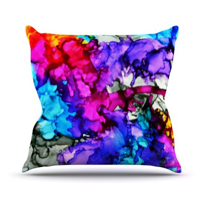 KESS InHouse Indie Chic Throw Pillow