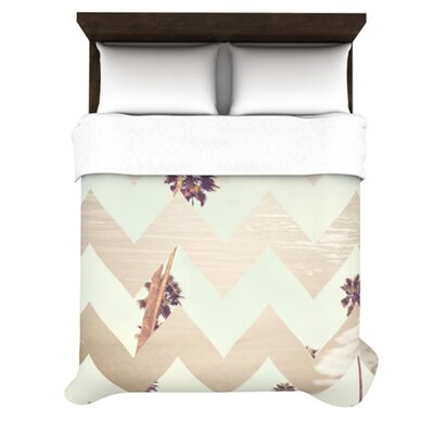 KESS InHouse Oasis Duvet Collection