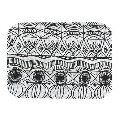 KESS InHouse Blanket of Confusion Placemat