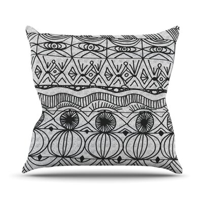 Blanket of Confusion Throw Pillow